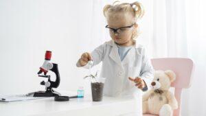 Actividades de ciencias para niños pequeños