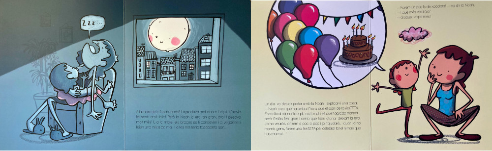 ilustraciones libro FiesTETA