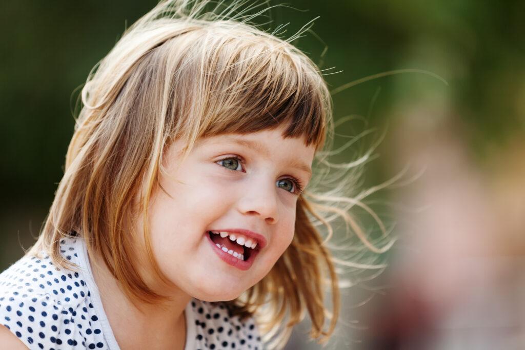 niña 3 años